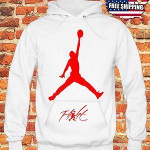 Chicago Bulls 23 Michael Jordan NBA Flight Air Jer